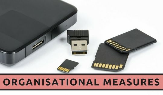 Organisational Measures
